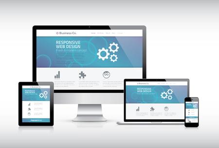Diseño web responsive Granada