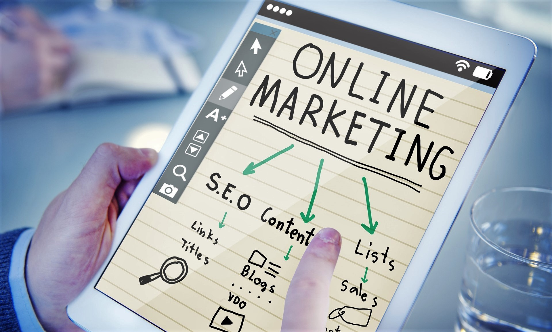 Marketing Online en Granada